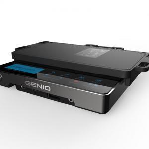 Genio basic premium piano silencer system