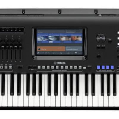 Clavier YAMAHA GENOS Professionnel 76 notes (Disponible)