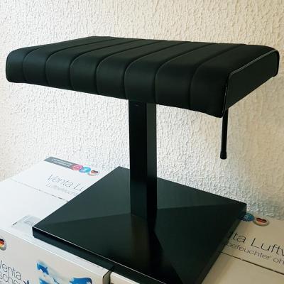 DSC-816-H  banquette hydraulique  skaï noir