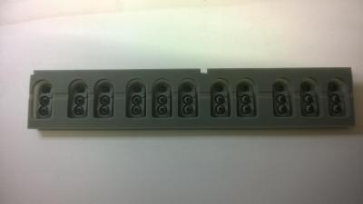 1er RUBBERS coté gauche GV828670R pour clavier CLP CVP YAMAHA