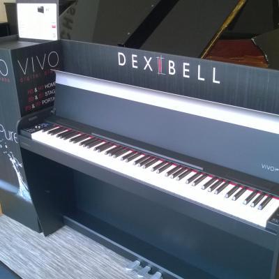 DEXIBELL VIVO-H7 BK noir mat (Disponible-Monté)