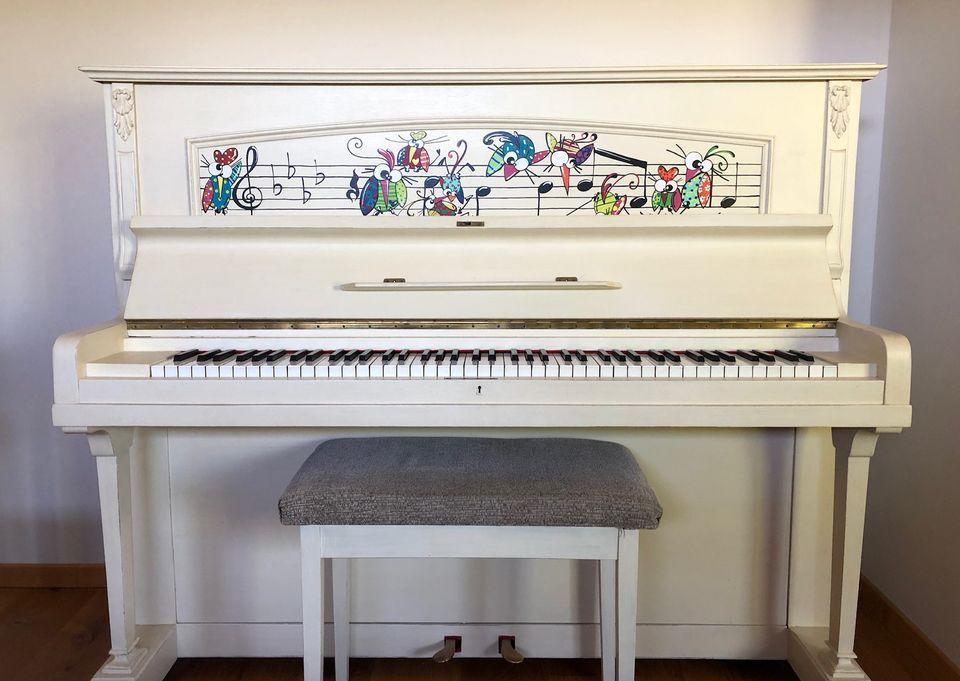 PROFESSEUR de pianos région de Guebwiller