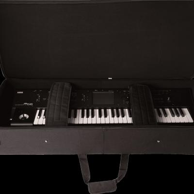 137 x 38 x 15 cm  Housse de transport PRO avec roulettes pour clavier 88 notes  GK-88-SLIM GATOR