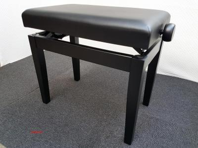 PRESTIGE HM-PS-24NM-SK superbe banquette DESIGN Noir MAT - SKAI noir