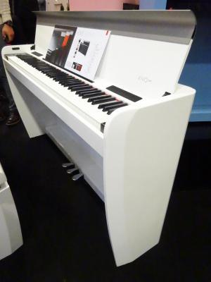 DEXIBELL VIVO-H7-WH  piano numérique DESIGN en blanc mat