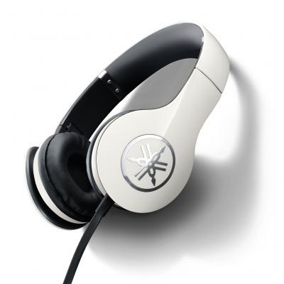 YAMAHA  HPH-PRO-300-WH blanc - Casque audio professionnel
