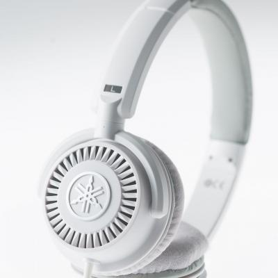 YAMAHA  HPH-150-W blanc casque ouvert