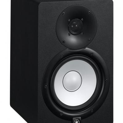 YAMAHA HS7 monitoring de studio  bi-amplifier 60 W + 35 W