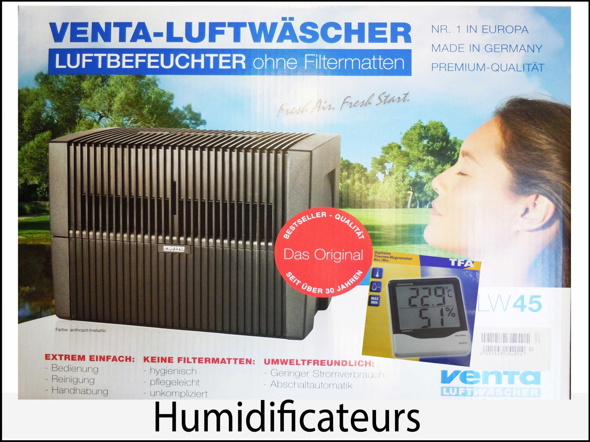 Humidificateurs 1