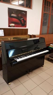 Piano droit HYUNDAI  107 cm noir brillant d'occasion