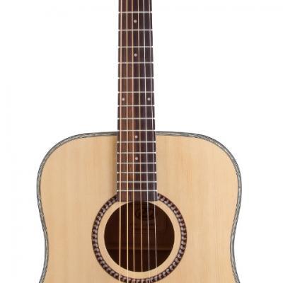 Guitare Folk  D2N JM.FOREST modèle gaucher