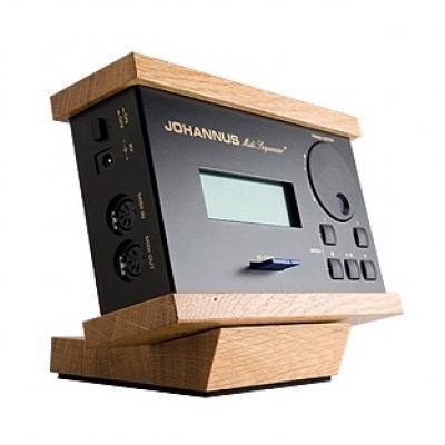 Séquenceur Johannus MIDI-SD  + support en chêne clair