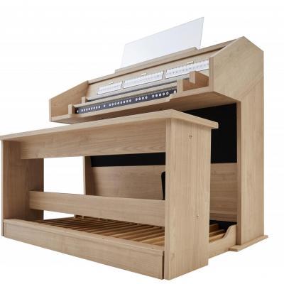 OPUS 155 JOHANNUS orgue d'étude 2 claviers - Light riverside