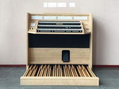 STUDIO 350 JOHANNUS  orgue d'étude 3 claviers - finition Light riverside