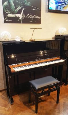 Piano neuf SAUTER  123-JUBILEE Chromé Série-Limitée (Disponible)