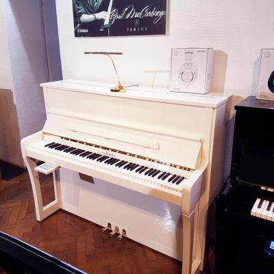 Piano neuf SCHIMMEL K122-TWINTONE  avec système casque  BLANC 122cm (Disponible)