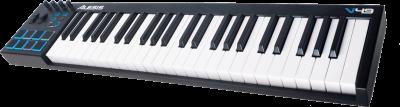 ALESIS-V49  clavier maitre MIDI-USB 49 touches
