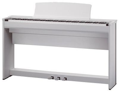 LOCATION-TEST d'un piano numérique  KAWAI d'étude CL36 blanc