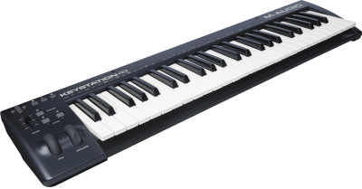M-AUDIO KEYSTATION49-II clavier maitre MIDI-USB 49 touches