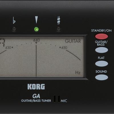 ACCORDEUR Guitare GA50 Korg