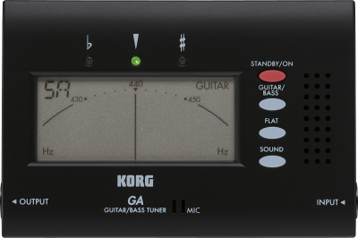 ACCORDEUR Guitare GA40 Korg