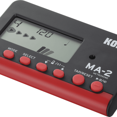 METRONOME MA-2 Noir/rouge  KORG