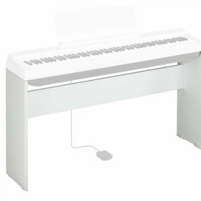 Stand YAMAHA L125-WH blanc pour pianos P125 blanc (Disponible)
