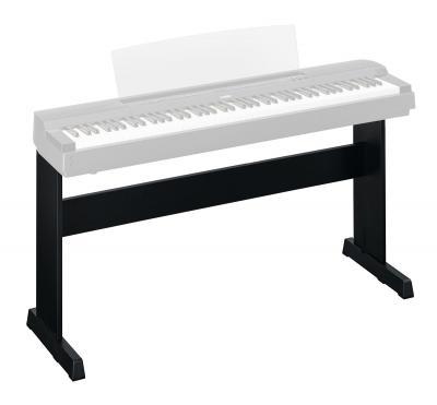 Stand YAMAHA L-255B noir pour piano P255 noir