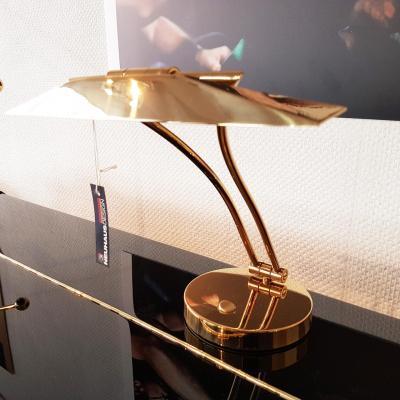 GAL-6469 PYRAMIDE Lampe de piano droit - Laiton brillant ( Modèle EXPO )