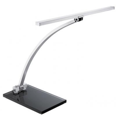 GAL-8414 LEGATO Lampe de piano droit  platine mat - LED