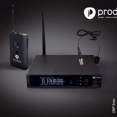 MICRO UHF PRODIPE B210 DSP LAVALIER SOLO