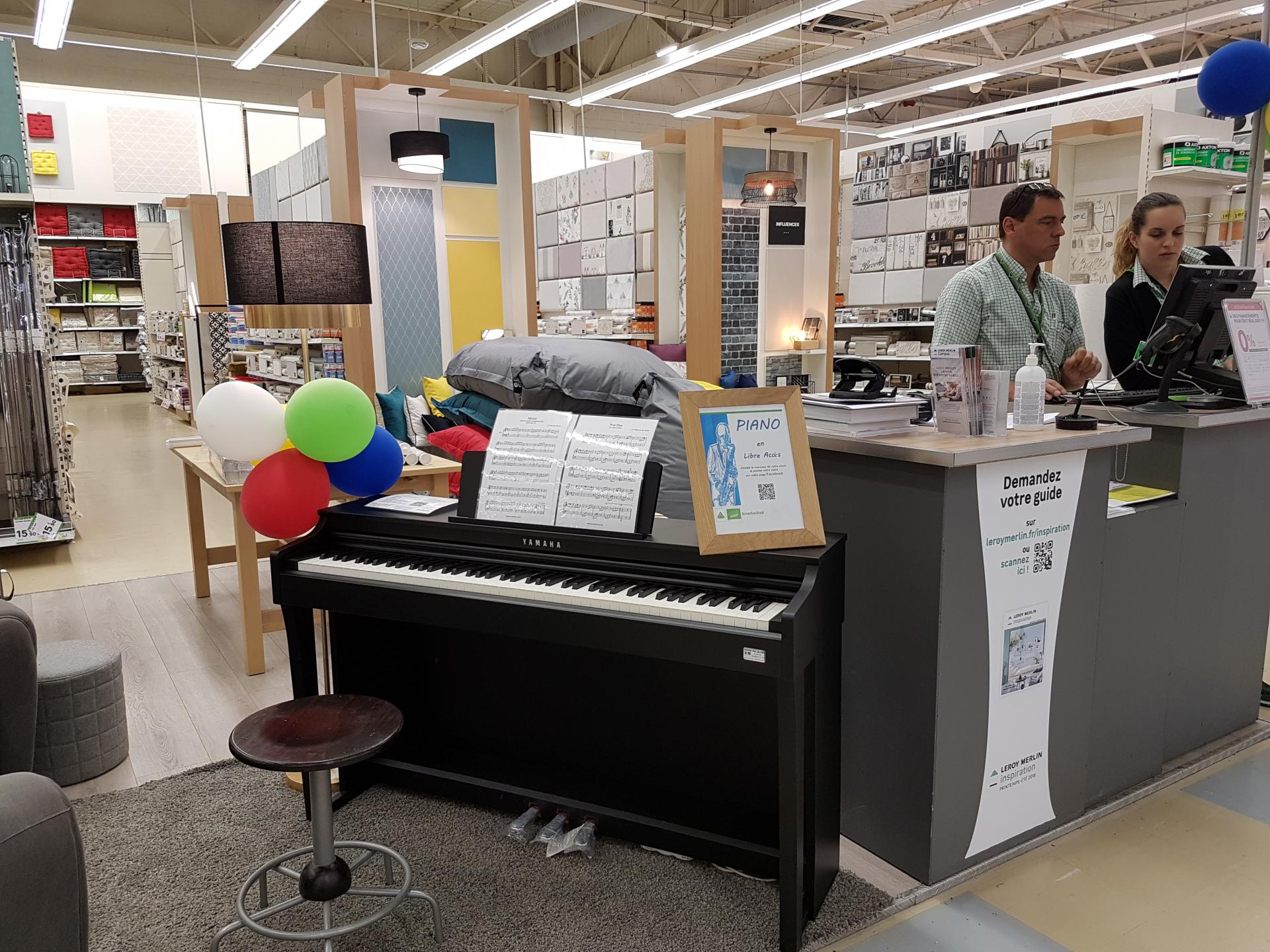 A Vous De Jouer Du Piano