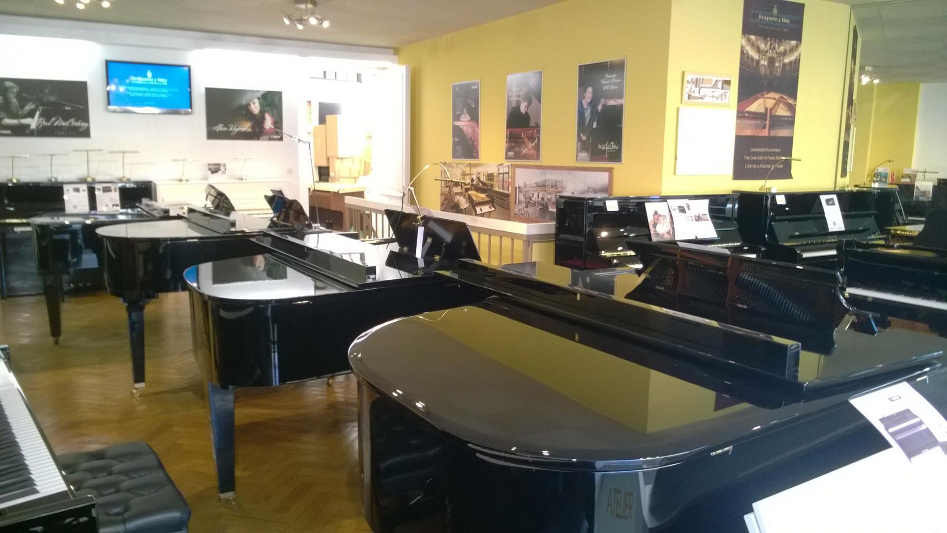 Mag pianos