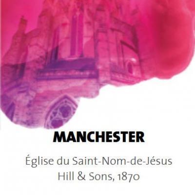 MANCHESTER : Holy Name Church /  ECHANTILLONS