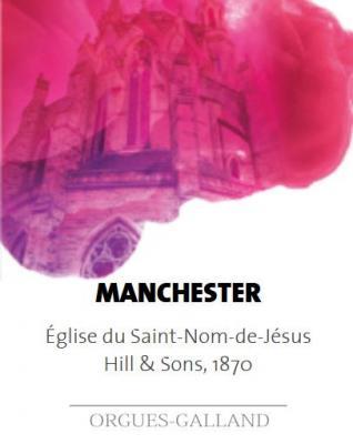 MANCHESTER : Holy Name Church /  ECHANTILLONS