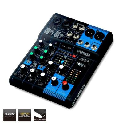Table de mixage MG06X YAMAHA