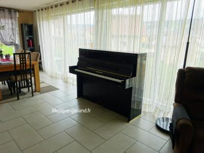 Piano droit C.Bechstein modèle B-116KM MILLENIUM résidence-Concert