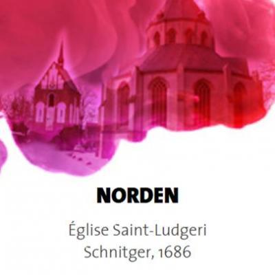 NORDEN : Eglise St Ludgeri /  ECHANTILLONS