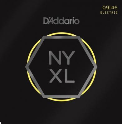 D'ADDARIO NYXL 09-46 Play Ferlessly USA jeu de cordes ELECTRIQUE