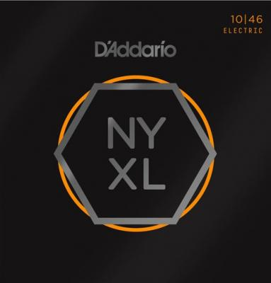 D'ADDARIO NYXL 10-46 Play Ferlessly USA jeu de cordes ELECTRIQUE