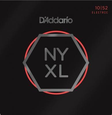 D'ADDARIO NYXL 10-52 Play Ferlessly USA jeu de cordes ELECTRIQUE