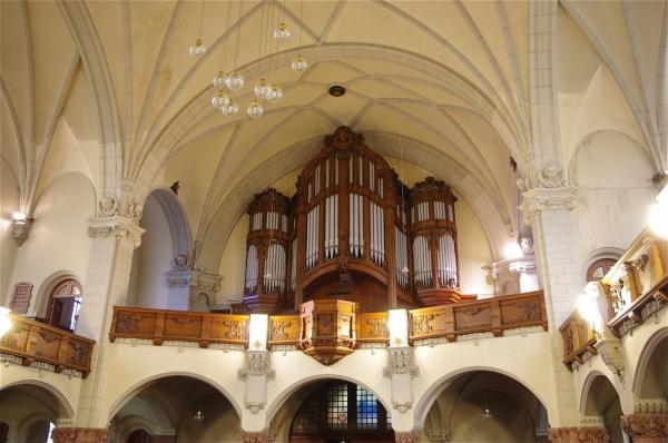 Orgel der aa groningen