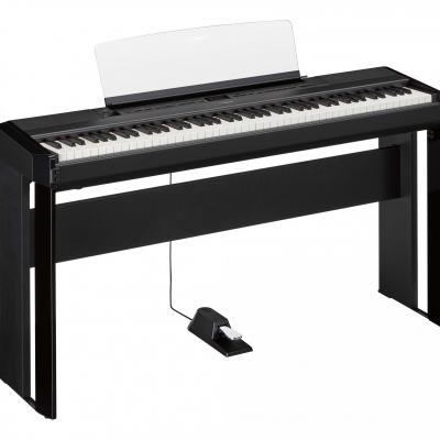 Stand YAMAHA L515-B noir pour pianos P515 (Disponible)