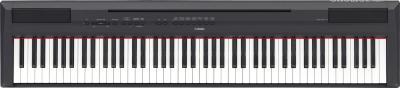 YAMAHA P115-B clavier piano portable noir satiné