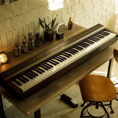 YAMAHA P125-B clavier piano portable noir satiné DESIGN (Disponible)
