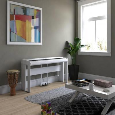 YAMAHA P515-WH BLANC  clavier piano portable