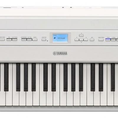 YAMAHA P515-WH BLANC  clavier piano portable (Disponible)
