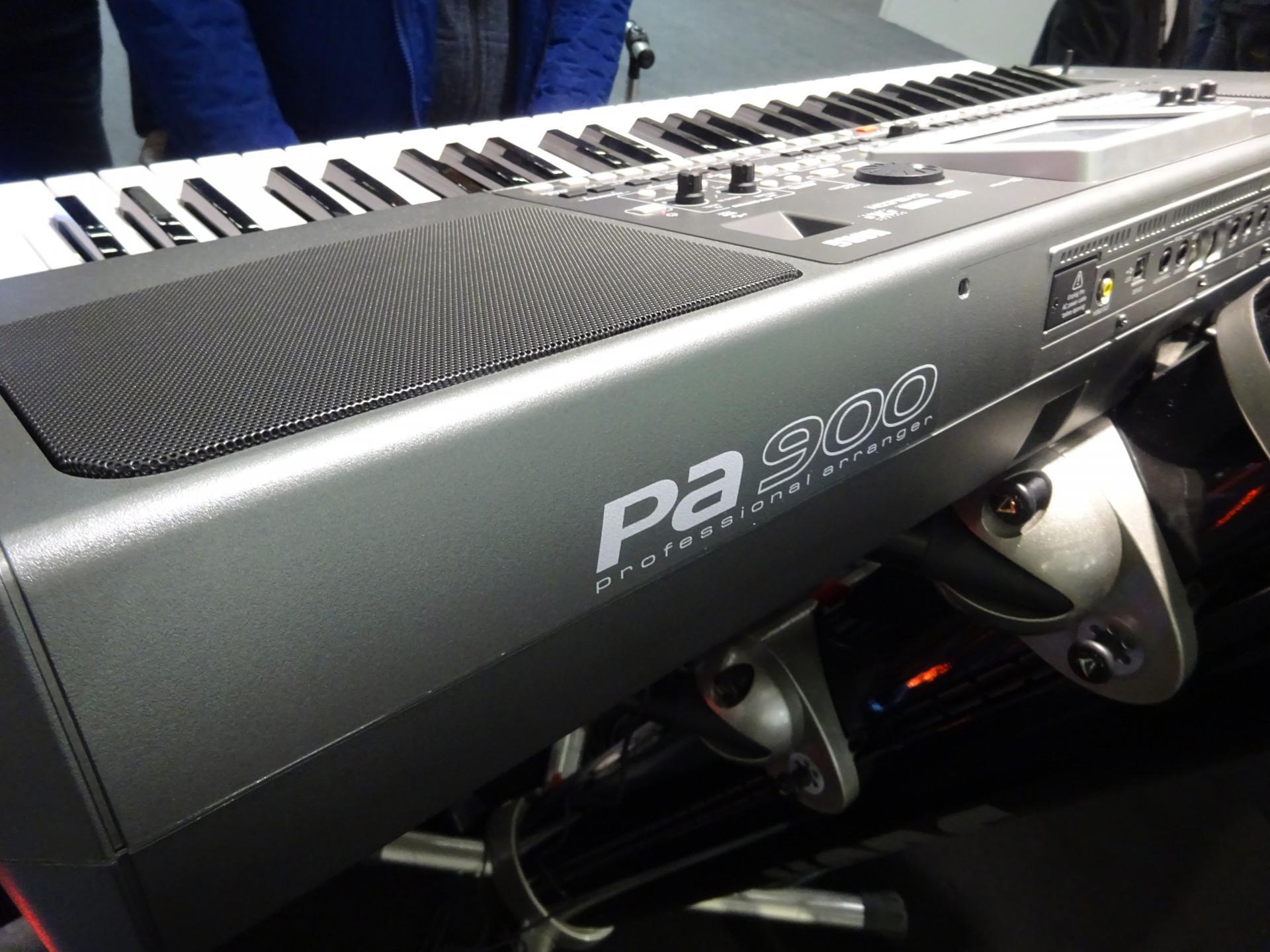 Pa900 arr