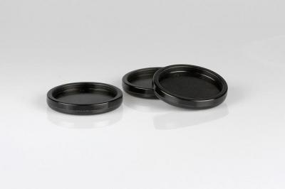 Coupelle patin pour pianos BAK-NOIR diamètre intérieur 60 mm