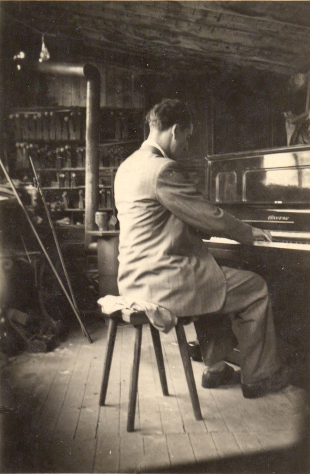 Paul 1948 atelier fontenay sous bois